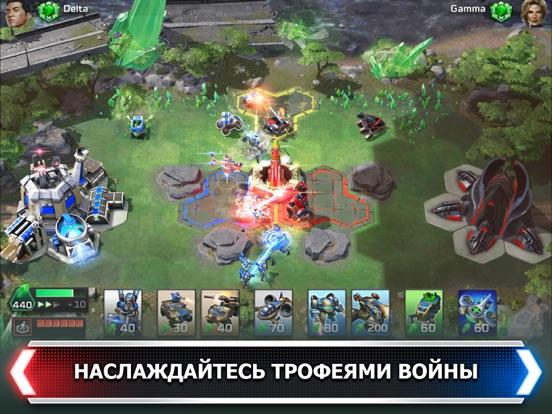 Игра Command & Conquer: Rivals PVP