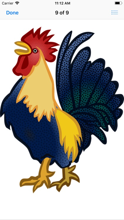 Raucous Rooster Stickers screenshot-9
