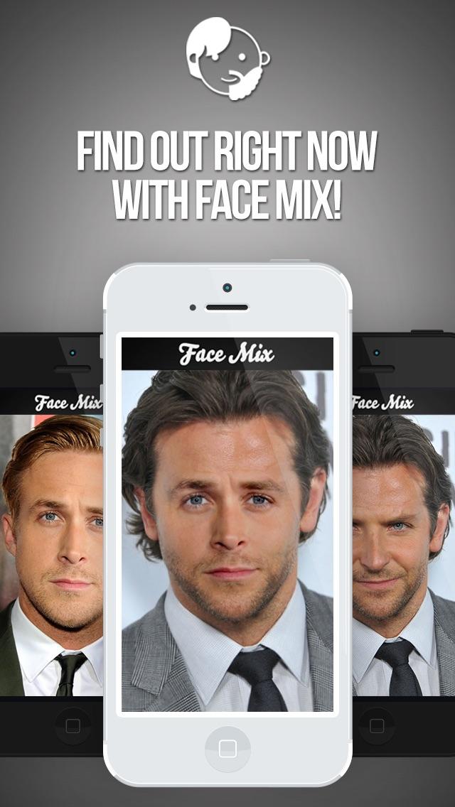 フェイスミックス:友達と顔をスイッチのおすすめ画像2