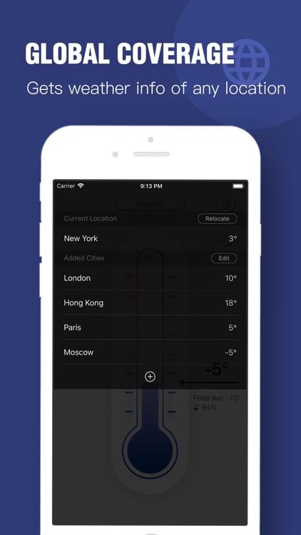 Thermometer&Hygrometer screenshot-3