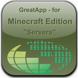 """GreatApp - for MineCraft Edition """"Servers"""":Build or Host your own Minecraft Server"""