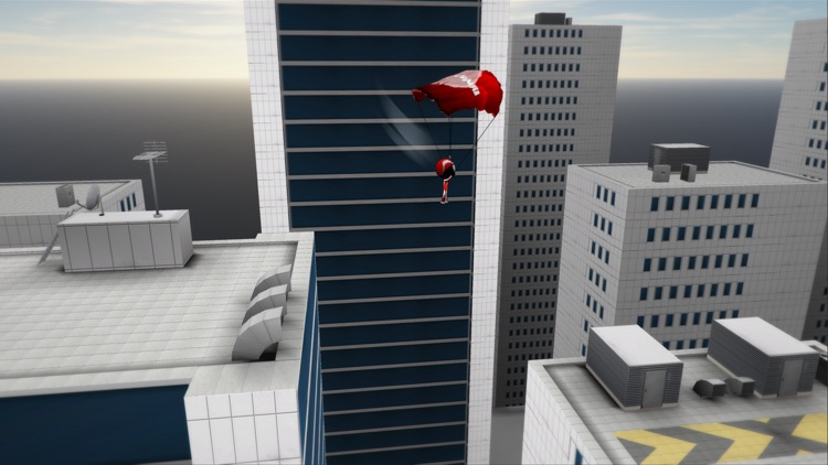 Stickman Base Jumper 2 screenshot-4
