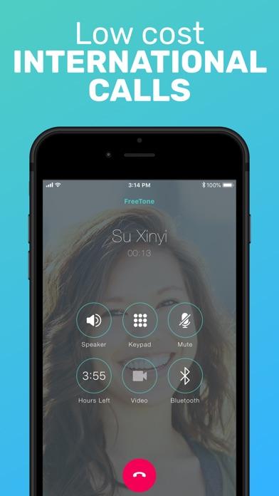 Free Tone - Calling & Texting app image