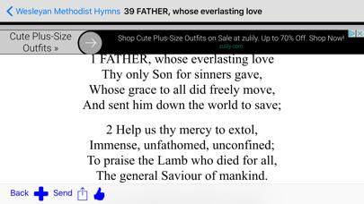 Methodist Hymn Lyrics   App Price Drops