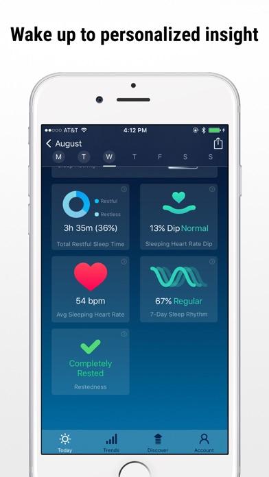 download Sleep Watch by Bodymatter apps 2
