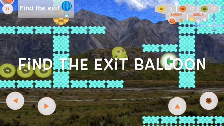 Kiwi Hobo Run screenshot-3