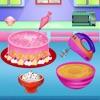 Ice Cream Cake Bakery Shop