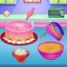 ghiaccio crema torta forno icon