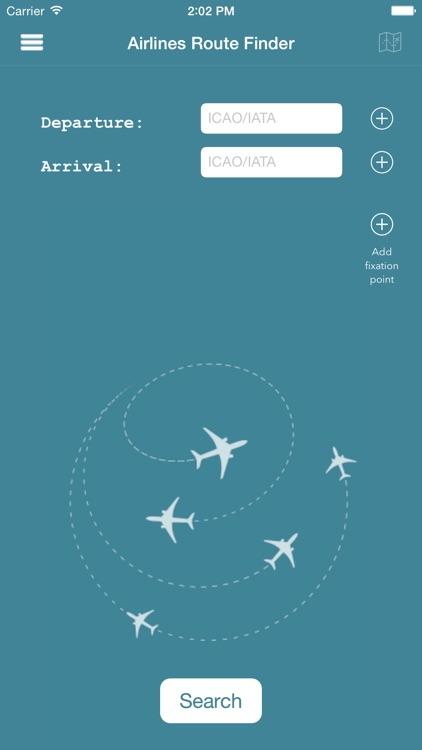 AirRoutes