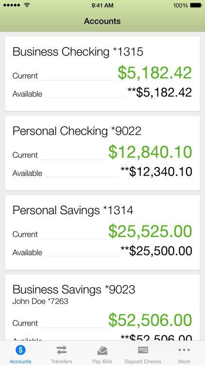 RSI Bank screenshot-4