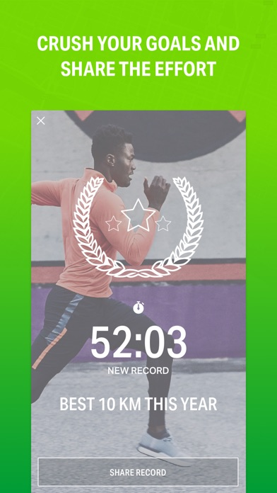 Endomondo app image