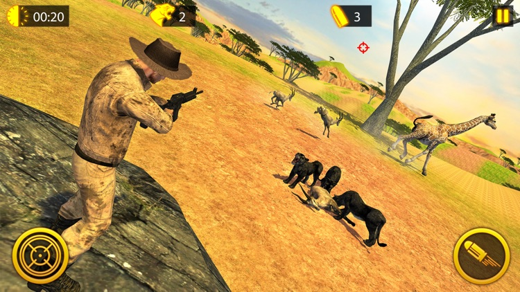 Panther Hunting Simulator 4x4 screenshot-4