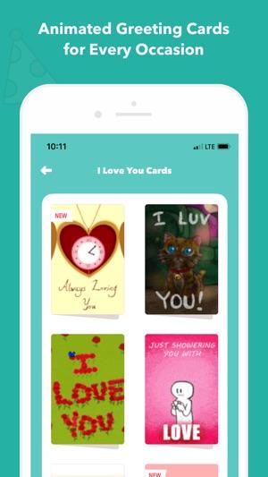 CardSnacks Ecards Greetings On The App Store