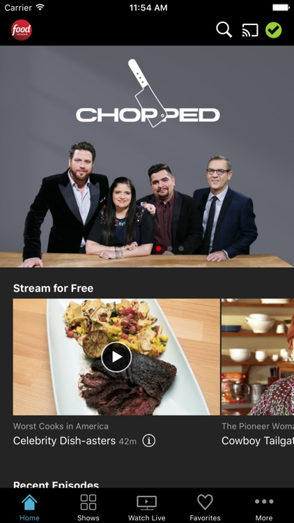 Food Network screenshot-0
