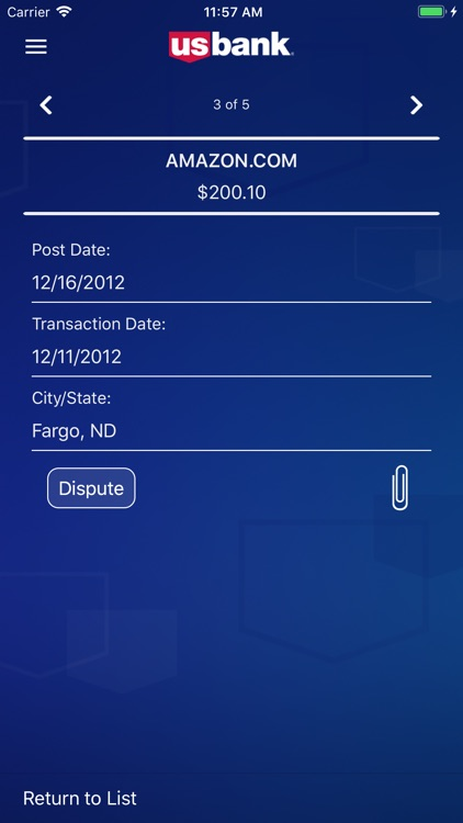 U.S. Bank Access® OnlineMobile screenshot-3