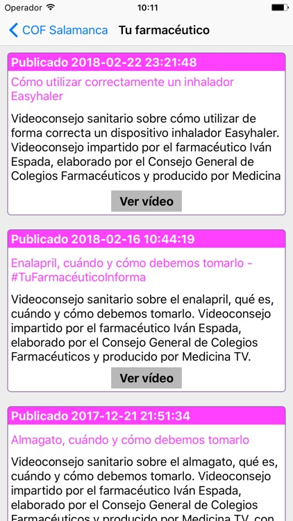 MICOF Salamanca screenshot-5