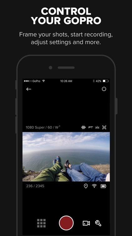 GoPro (formerly Capture) – Featuring QuikStories screenshot-3