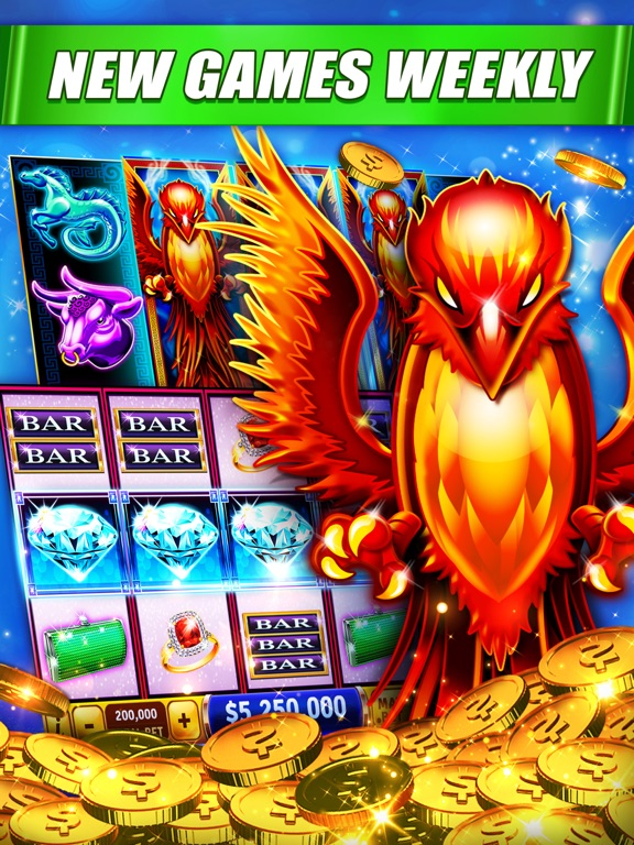 Slots Casino - House of Fun iPad