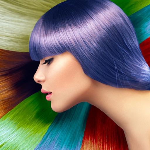 Hair Color Lab Изменить цвет
