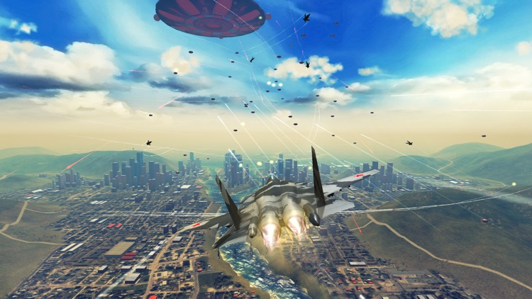 Sky Gamblers Air Supremacy screenshot-0
