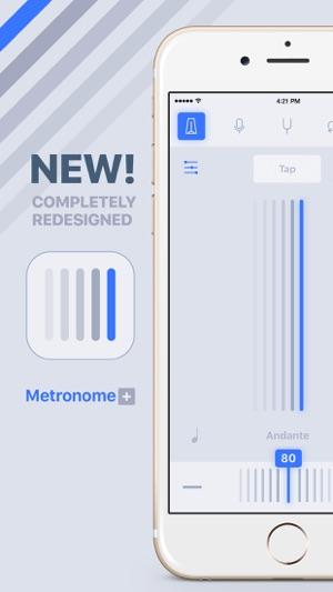 Metronomo+ Screenshot