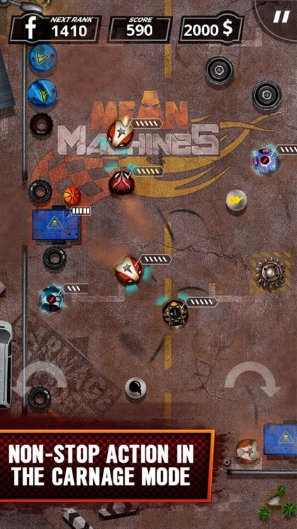 Mean Machines Demolition Derby screenshot-3