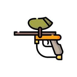 Paintball Stickers