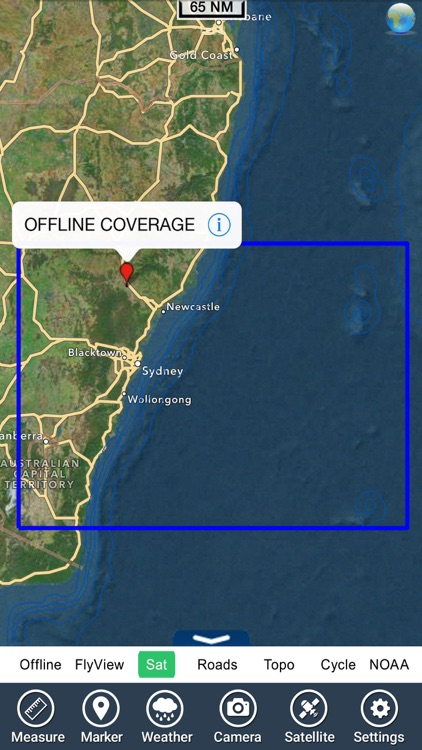 Sydney Nautical Charts GPS HD screenshot-4