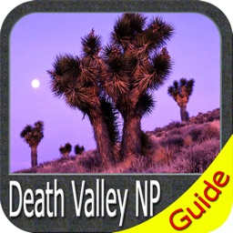 Death Valley National Park - GPS Map Navigator