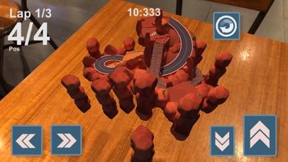 AR Minicar Race screenshot 2