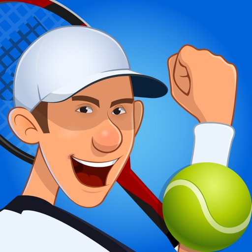 Stick Tennis Tour guide - How to consistently win