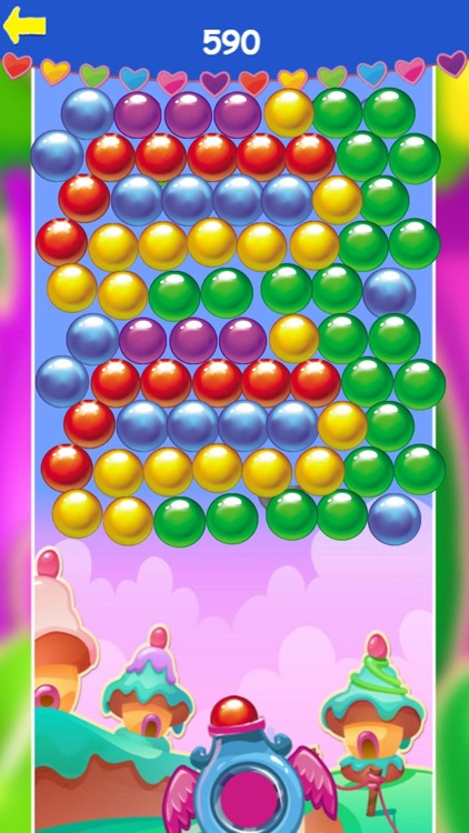 Birthday Bubble Shooter screenshot-3