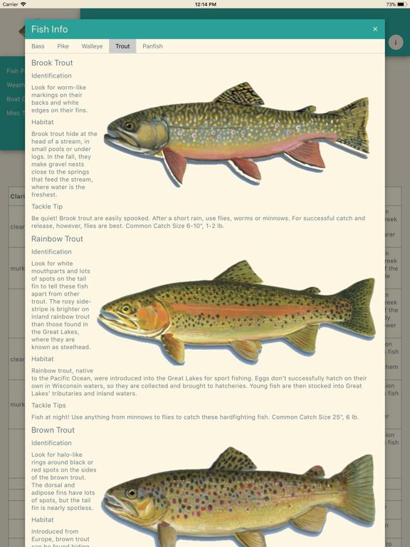 Fishing Expert-Freshwater Fish Screenshots