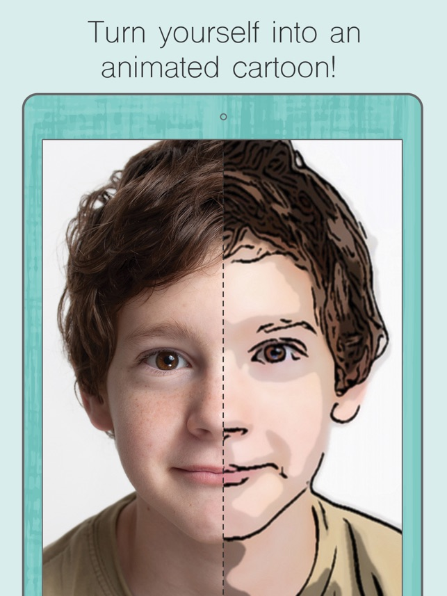 Cartoon yourself video effects on the App Store