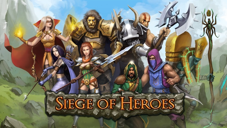 Siege of Heroes: Ruin screenshot-0