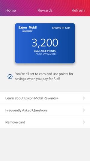 Exxon mobil speedpass on the app store iphone apple watch colourmoves