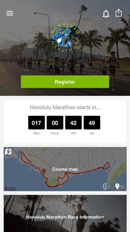 Honolulu Marathon Events screenshot-1