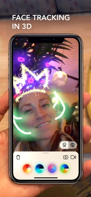 LightSpace - 3D painting in AR on the App Store