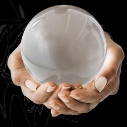 Talking Crystal Ball
