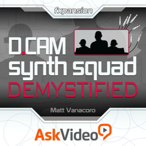 DCAM Synth Squad Demystified