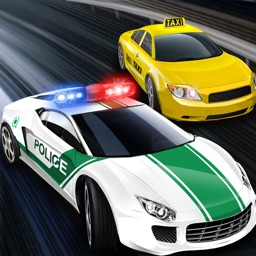 Police Chase-Speed Car Racing