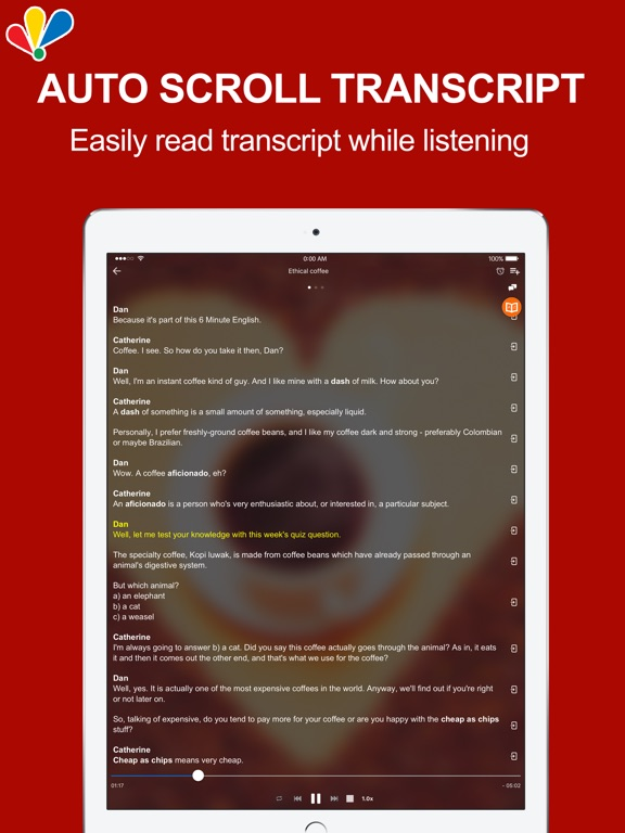 Learn English by Conversation-ipad-2