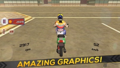 Master Stuntman Bike