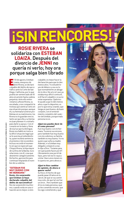 TVyNovelas Revista screenshot-1