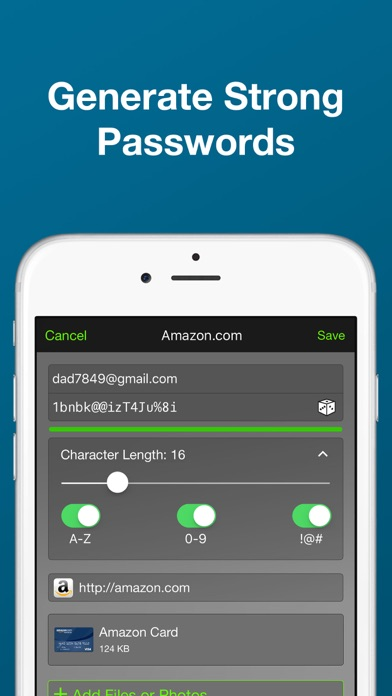 Keeper Password Manager app image