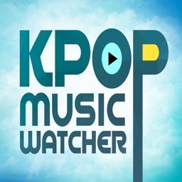 KPOPが聴き放題!KPOP music watcher