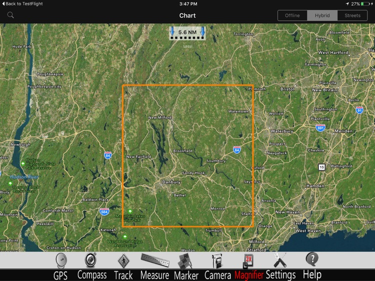 Lillinonah lake GPS Charts Pro screenshot-4