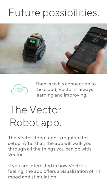 Vector Robot screenshot-4