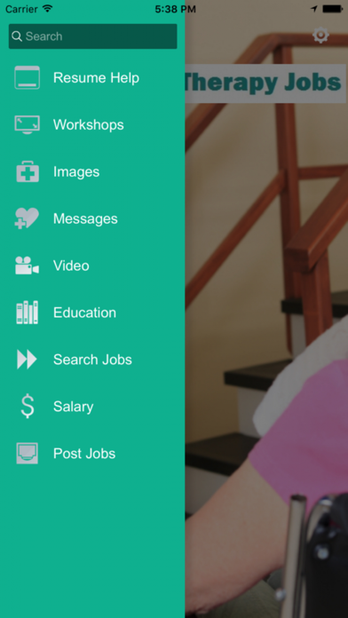 Occupational Therapy Jobs screenshot two