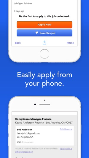 ITunes   Apple  Indeed Upload Resume